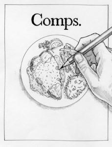 Comps artwork